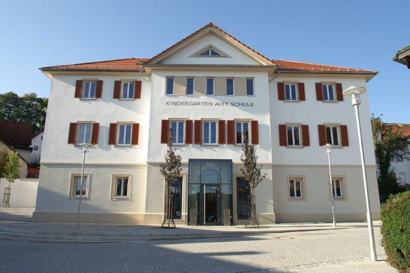Gemeinde Deizisau Kindergarten Alte Schule