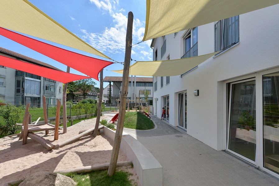 Gemeinde Deizisau Kinderhaus Im Palmschen Garten